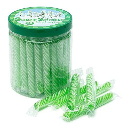 Hard Candy Sticks - 8