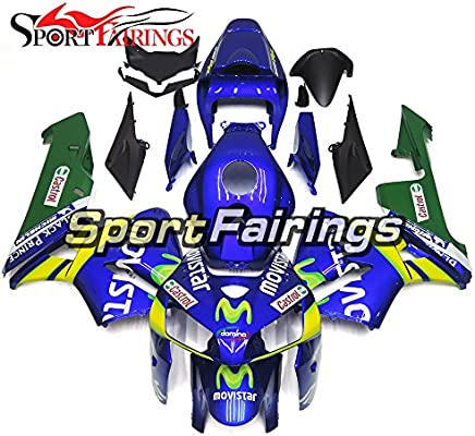 Amazon Com Sportfairings Motorbike Fairing Kit For Honda Cbr600rr