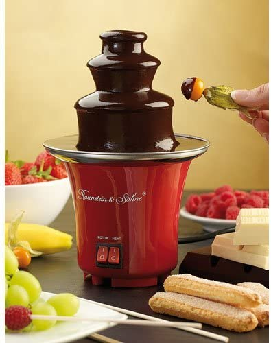 Rosenstein & Söhne Fuente de chocolate: Mini fuente de chocolate (Mini Fuente de chocolate)