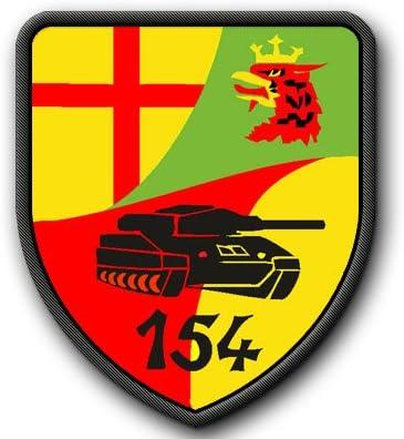 Aufn/äher PzBtl 154 Westerburg Einheit Emblem Bundeswehr BW Panzerbataillon #2692 Patch