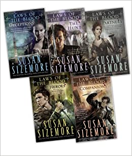 laws of the blood 5 heroes sizemore susan