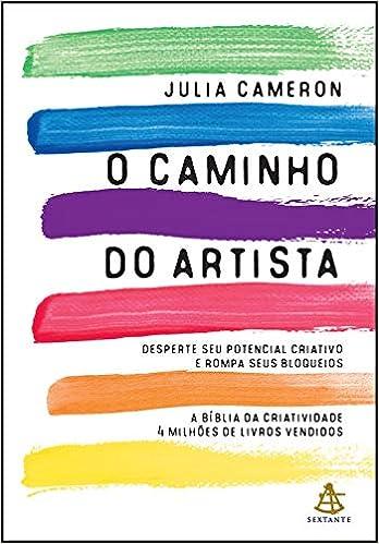O caminho do Artista   10 livros para aumentar a criatividade