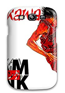 New Monica Mankarious Super Strong Slam Dunk Tpu Case Cover For Galaxy S3