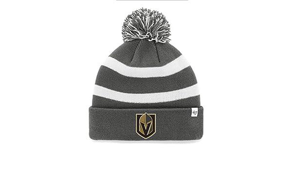 NHL Las Vegas Golden Knights Breakaway Cuff Knit Hat 1dca1d661