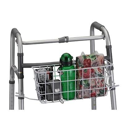 NOVA Medical Products Universal Folding Walker Basket