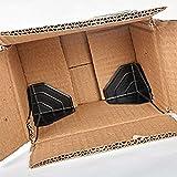 50 Pcs Plastic Box Corner Protector Case Carton