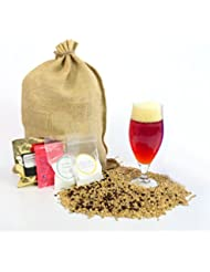1 Gallon Home Brewing Homebrew Recipe Kit, Copperhead Irish Red Ale, 6.2%