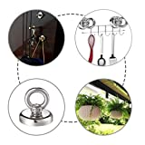 """Wukong 1.26""""D Magnetic Hooks, 10 Pack Super"""