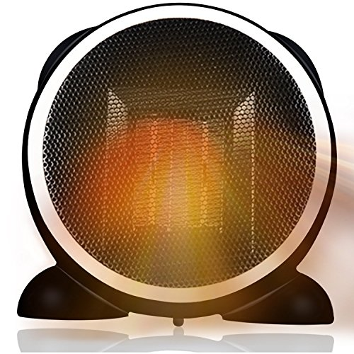 Portable Table Heater Warming Personal Space Heater with Over Heat Protection Tip over Protection Mini Heater for Home Office Indoor Ceramic Heaters