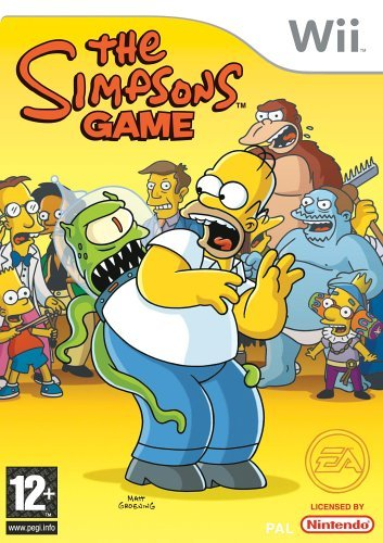 (The Simpsons (Wii) by Electronic Arts)
