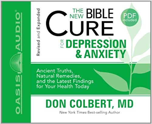 Gratis pdf-bok for nedlastingThe New Bible Cure for Depression and Anxiety (Library Edition) på norsk by Don Colbert