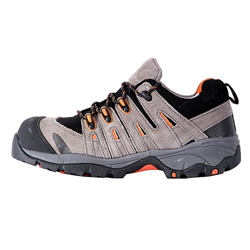 M Womens Work 8 Hiker CT McRae Orthotic Gray Industrial MR41309 Shoes 5qx8t
