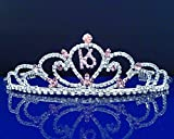 Sweet 16 Birthday Tiara 50695 by SparklyCrystal