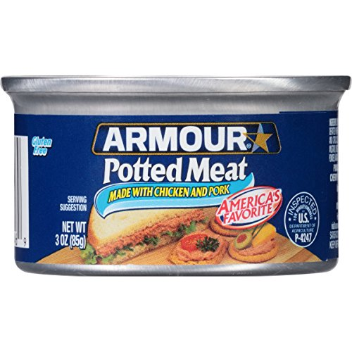 potted meat - 3