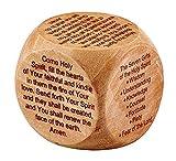 12PC Confirmation Prayer Cube