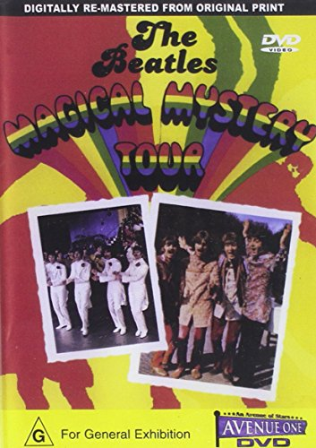 The Beatles - Magical Mystery Tour by Mpi Home Video