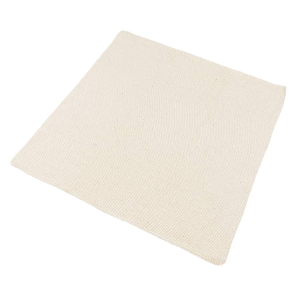 Plain Solid Colour Fabric Cloth Table Cloth Garments Crafts Accessories 100/% Nature Cotton Needlework Fabric 26x26cm