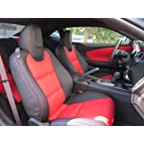 Chevrolet Camaro Coupe LS/LT/SS/RS 2010-2015 Factory Leather Interior replacement Seat Cover Upholstery Kit