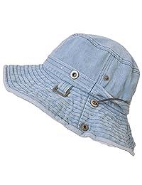 CHARM Casualbox Unisex Adventure Hat Safari Hat Sun Hat for Men and Women All Season