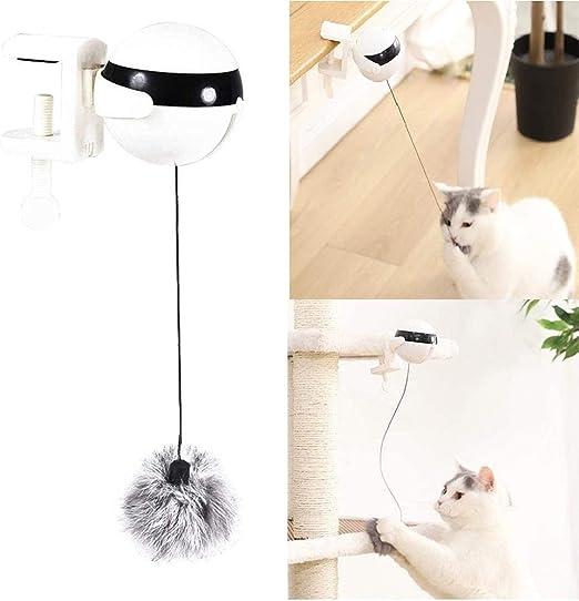 Aoweika Juguete Interactivo para Gatos, Juguete para Gato con ...