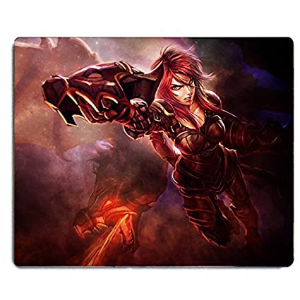 Amazonin Buy 95x8 Large League Of Legends Non Slip Rubber Water