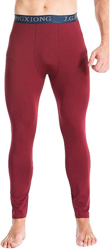 Pantalones Hombre Pijama Chándal de Hombres Deportivos ...