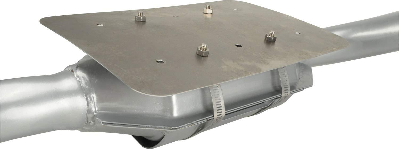 Design Engineering 011003 Universal Catalytic Converter Shield