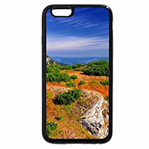 iPhone 6S / iPhone 6 Case (Black) Varful Toaca
