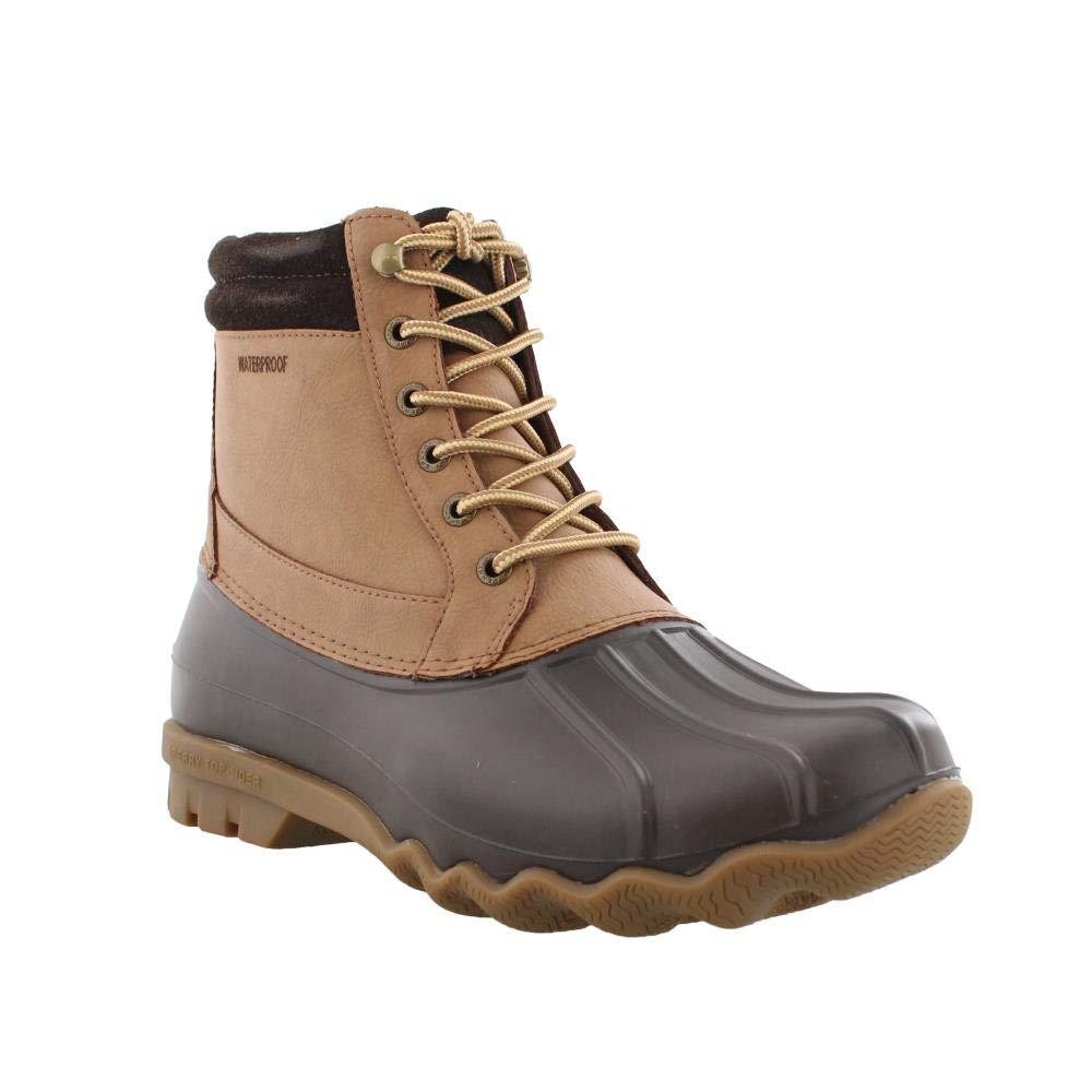 Sperry Men's, Brewster Waterproof Boot TAN Brown 13 M by Sperry (Image #2)