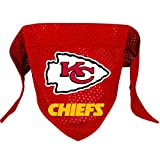 Hunter MFG Kansas City Chiefs Mesh Dog Bandana, Small