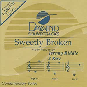 Sweetly Broken [Accompaniment/Performance Track]