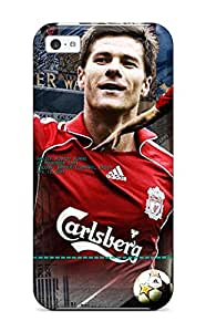 Hot Tpye Xabi Alonso Case Cover For Iphone 5c