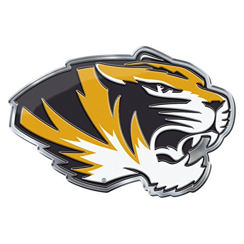 NCAA Missouri Tigers Alternative Color Logo Emblem
