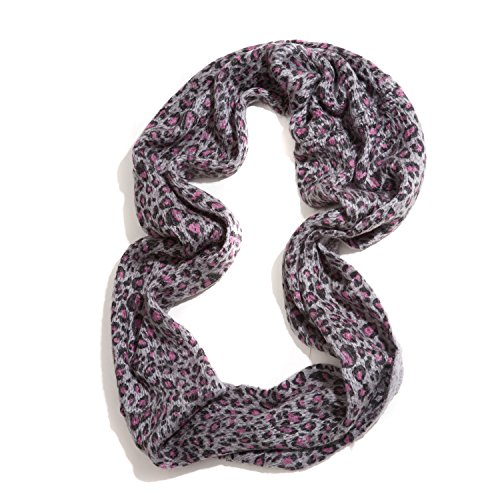 una Snood damas Accessoryo Leopard Sweet de en disponible con estampado bufanda selecci vdwcqaHw