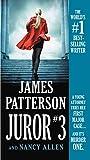 Best James Patterson Books Series - Juror #3 Review