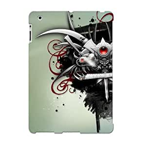 Exultantor Durable Defender Case For Ipad 2/3/4 Tpu Cover(hd Abstract) Best Gift Choice