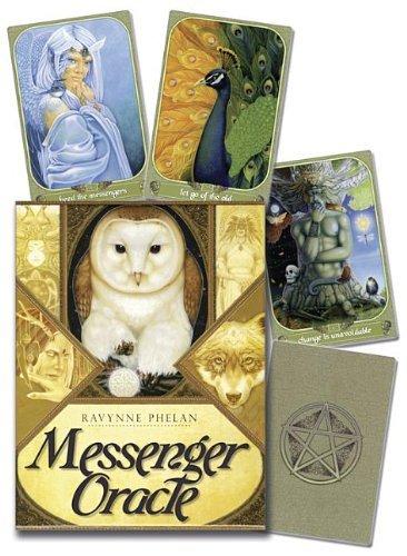 (Messenger Oracle by Ravynne Phelan (2013-05-08))