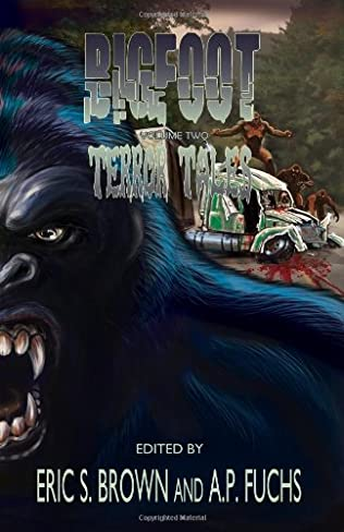 book cover of Bigfoot Terror Tales Vol. 2