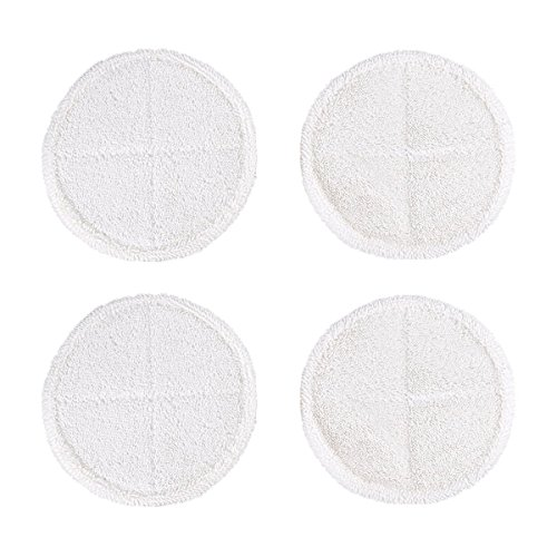 Learn More About ECOMAID 4 Pack Soft Touch Mop Pads Replacement for Bissell Spinwave 2039A 2124 Powe...