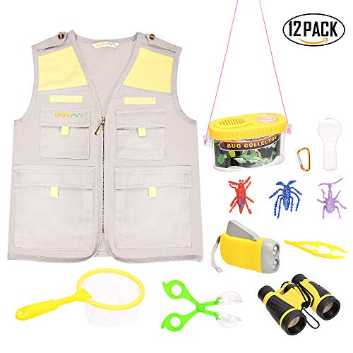 Jungle M Explorer Kit for Kids Ages 3-6