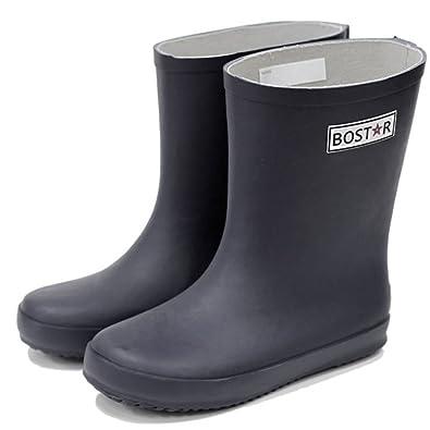 940f04edee9cc Amazon   [ボストアール] キッズ 長靴 BOST-R 子供 男の子 女の子 レイン ...