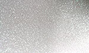 Extra Glitter For Meoded Crystal Brush 4-Ounce Jar, Silver