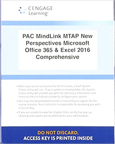 Lms Integrated Mindtap Computing 1 Term 6 Months Printed Access