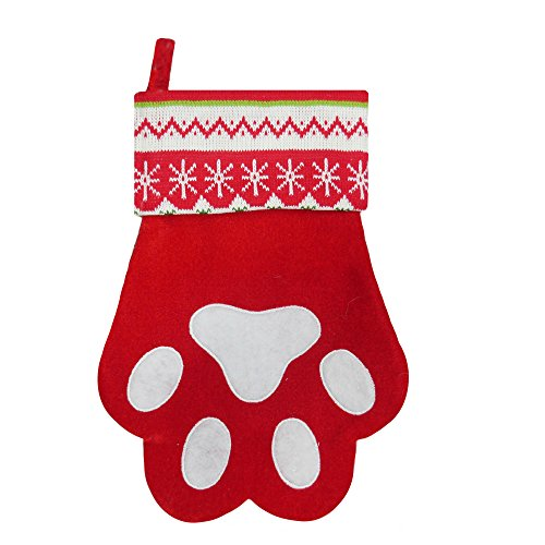 Paw Christmas Stocking - 7
