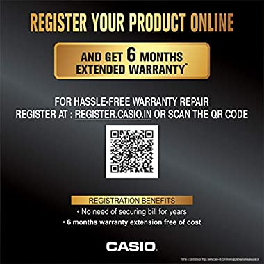 Casio HR-8RC-BK 150 Steps Check & Correct Printing Calculator with Reprint Feature 10