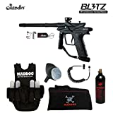 MAddog Azodin Blitz 3 Lieutenant Paintball Gun Package