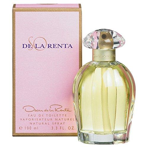 (So De La Renta By: Oscar de la Renta 3.4 oz EDT, Women's ~Free Gift With Order~)