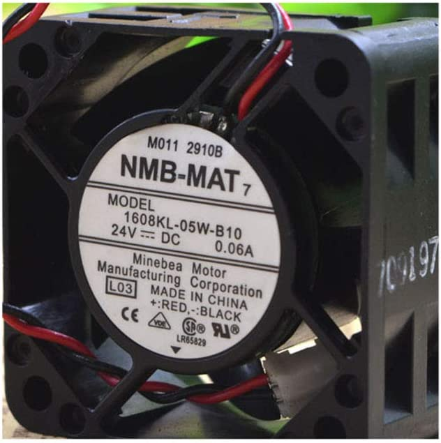 Cytom for NMB 1608KL-05W-B10 4020 24V 0.06A 4cm Double Ball Chassis Inverter Fan