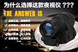 PVS-14 digital night vision device 2X28 wearing helmet camouflage high-definition thermal imaging night vision day and night with waterproof high-resolution