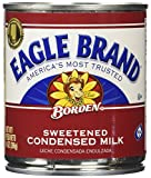 Borden Eagle Brand Sweetened Condensed Milk 4 pack of 14 oz. Cans